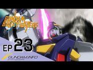 GUNDAM BUILD FIGHTERS-Episode 23- Gunpla Eve (ENG sub)