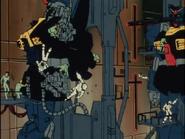 Gundam MK-II Dismantled