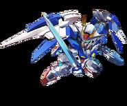 SD Gundam G Generation Cross Rays 00 Raiser