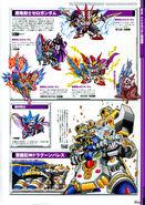 Zero Gundam Dragoon Palace