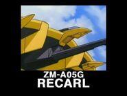 307 ZM-A05G リカール(機動戦士Vガンダムより)-2