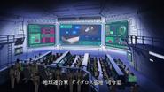 Daedalus base command room