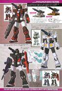 Gundam Origin Mechanical Archives Vol. 30 part D