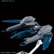Gundam Zerachiel (Gunpla) (Flight Mode)