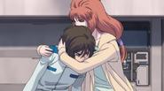Hugging Banagher