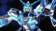 RX-0 Full Armor Unicorn Gundam Plan B (Perfectibility Special Movie 'Unti-L') 09