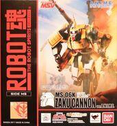 RobotDamashii ms-06k verANIME p01