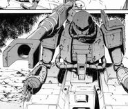 We're Federation Hooligans Zaku Tank Cannon Type