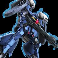 Gundam Diorama Front 3rd RMS-141 Xeku Eins Type 3