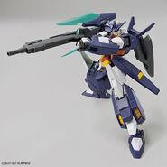 AGE-TRYMAG Gundam TRY AGE Magnum (Gunpla) (Action Pose 1)