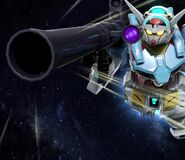 Gundam G-Self (SGR PV)