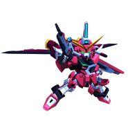 Infinite Justice Gundam Super Robot Wars X-Ω