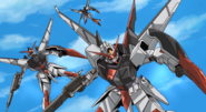 Murasame in Combat 01 (Seed Destiny Ep23)