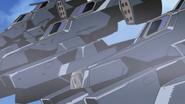 Three VTOL Fighters (Seed HD Ep37)