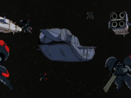 White Fang Command Ship (Wing Ep41)