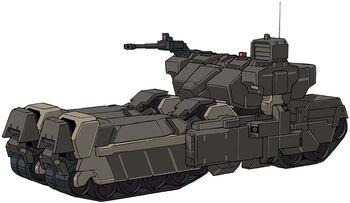 Front (Tank Mode)