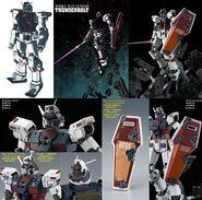 FA Gundam Damaged