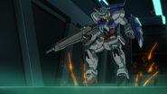 Gundam AGE-1 Normal Launching Scene