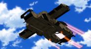 Guyana Firing GN Missiles 01 (00 S2,Ep3)