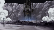 Nelson Refit Launching 01 (Seed Destiny HD Ep44)