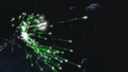 GN Armor Type-D Large-Size Missile Container Firing 01 (00 S1,Ep23)