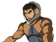 SD Gundam G Generation Crossrays Akihiro