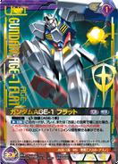 Gundam AGE-1 Flat Carddass