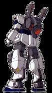 RGM-79V GM Night Seeker (MSV-R JRR) Rear