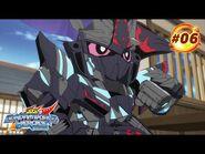 "SD GUNDAM WORLD HEROES - Episode 6 ""The Demon King Has Come""(EN,HK,TW,CN,KR,TH,VN,IT,FR,ID sub)"