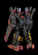 Gundam Online Gundam MK-V Federation Back