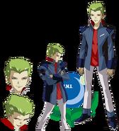 Gundam info Character Sheet Sting Oakley