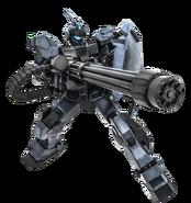 RX-80PRS Pale Rider (Space Type) BO2