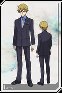 Graham - In suit