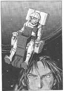 Gundam Chars Counterattack - High Streamer RAW Novel V01-211