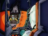 Mobile Suit Gundam Journey to Jaburo PS2 Cutscene 037 Ral 5