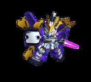 Super Gundam Royale Gundam Aesculapius
