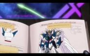 Wing Gundam Zero EW in Freddie's Handbook
