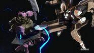 ASW-G-11 Gundam Gusion Rebake Full City - Scissor-Variable Rear Armor (episode 42) (2)