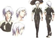 Character Sheet Elijah Kiel