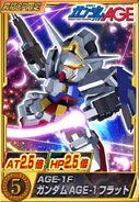 Gundam Age 1 Flat GCC