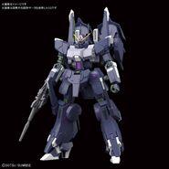 ARX-014 Silver Bullet Suppressor (Gunpla) (Front)
