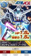 Gundam Age 1 GCC