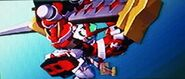 Gundam Astray Red Frame Powered Red