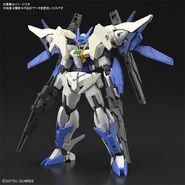 Gundam 00 Sky Moebius (Gunpla) (Front)