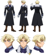 Kyoya Kujo GBDR character sheet