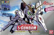 SDBB v Gundam Metallic Ver