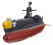 Submarine 707 model