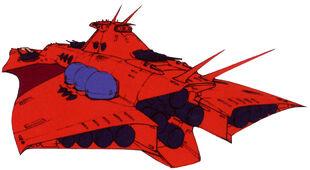 Char's Counterattack (Rear)