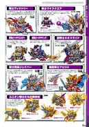 Knight Monogatari Character 1