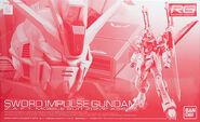 RG Sword Impulse Gundam
